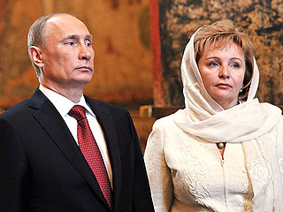 Russian President Vladimir Putin to Divorce Wife of 30 Years
