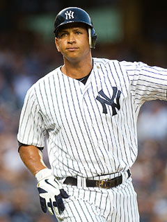Alex Rodriguez Suspended from Baseball