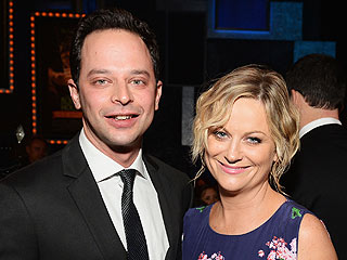 Amy Poehler and Beau Nick Kroll Have a Hollywood Date Night | Amy Poehler