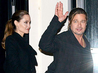 Brad Pitt Surprises Angelina Jolie with Birthday Dinner in Paris | Angelina Jolie, Brad Pitt