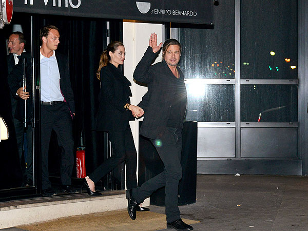 Brad Pitt Surprises Angelina Jolie with Birthday Dinner in Paris