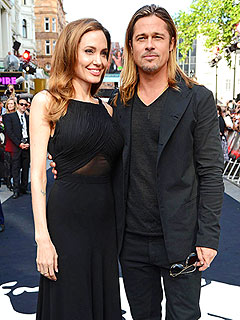 Angelina Jolie Returns to Red Carpet Following Double Mastectomy Reveal | Angelina Jolie, Brad Pitt