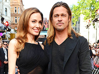 What Brad & Angie Bought During Their Hong Kong Shopping Spree | Angelina Jolie, Brad Pitt