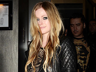 Avril Lavigne Opens Up About 'Crazy Vacation' Wedding | Avril Lavigne