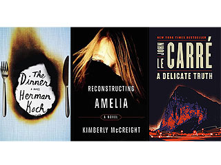 What We're Reading This Weekend: Smart Summer Thrillers