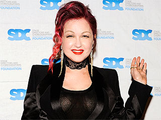 Cyndi Lauper, Kinky Boots Win Big at Tonys (VIDEO)