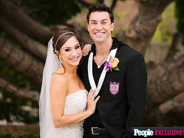 Ace Young Marries Diana DeGarmo People