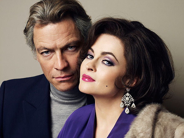 Helena Bonham Carter Photo as Elizabeth Taylor; See Picture