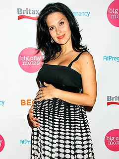 Hilaria Baldwin Pregnant Big City Moms