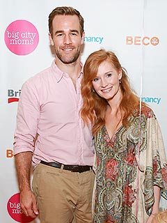James Van Der Beek Big City Moms