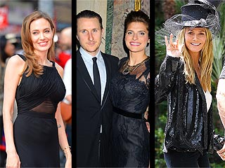 Angelina Jolie Returns to the Red Carpet & Heidi Klum Turns 40 | Angelina Jolie, Heidi Klum, Lake Bell