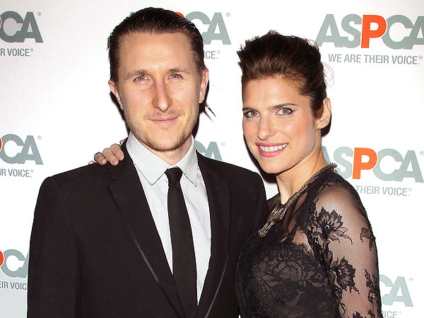 Lake Bell couple
