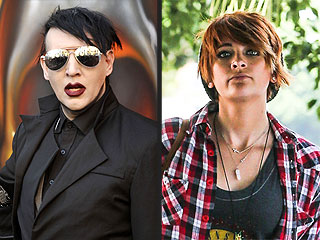Marilyn Manson to Paris Jackson: VIP Invite to My Show, Anytime