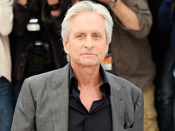 Michael Douglas Clarifies Quotes About Getting Cancer from Oral Sex