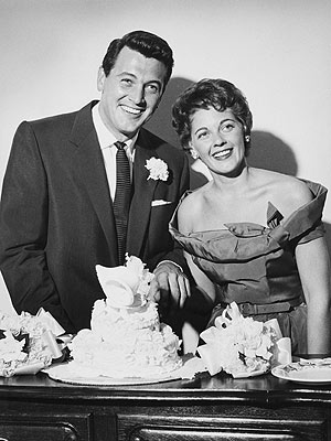 Rock Hudson, Phyllis Gates Marriage Transcripts Revealed