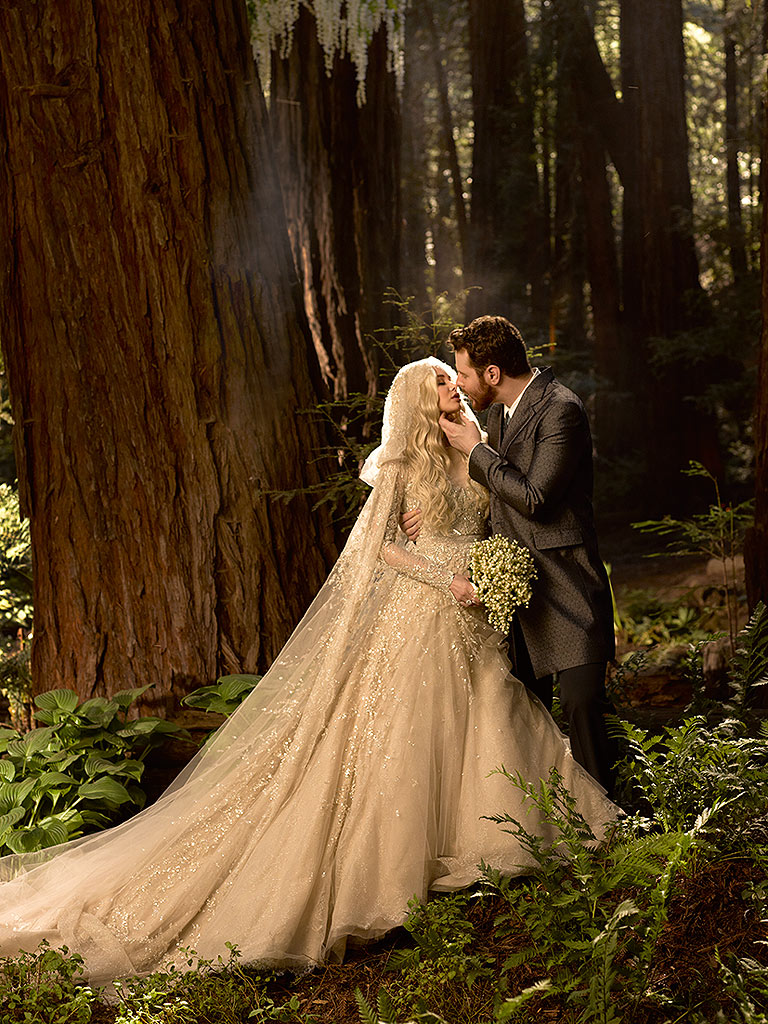 Sean Parker Wedding Photo Revealed People