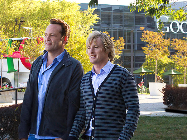 """The Internship"": PEOPLE Review, Plus ""Violet & Daisy"" and ""This Is the End"""