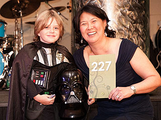 Heroes Among Us: Darth Vader Boy Helps Raise Money for Sick Kids