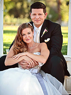 PHOTO: The Client List's Alicia Lagano Is Married