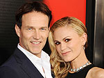 Stephen Moyer Reveals Names of Twins with Anna Paquin | Anna Paquin, Stephen Moyer