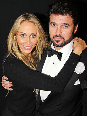 Tish Cyrus Divorcing Billy Ray Cyrus