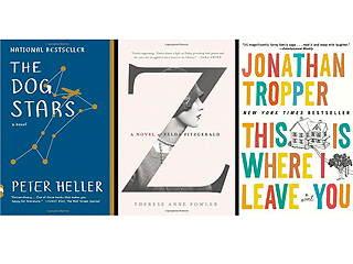 What We're Reading This Weekend: Can't Put 'Em Down Novels