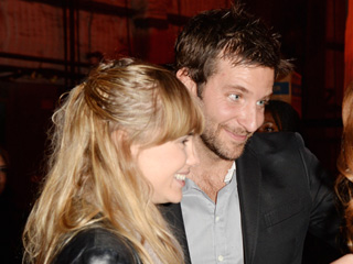 Bradley Cooper Gets Close with Suki Waterhouse at Guys Choice Awards in L.A. | Bradley Cooper