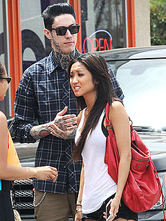 Are Brenda Song & Ex-Fiancé Trace Cyrus Back Together? | Brenda Song