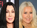 Diva Alert! Christina Aguilera, Cher Singing on Voice Finale | Cher, Christina Aguilera