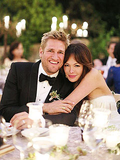 See Curtis Stone and Lindsay Price's Sweet Wedding Photos | Curtis Stone, Lindsay Price
