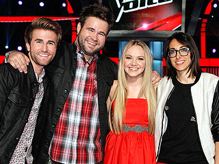 The Voice Reveals Its Top Three Finalists