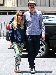 PHOTO: Meet Jason Segel's New Girlfriend | Jason Segel