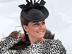Kate Launches New Cruise Ship – in a Wild Print! | Kate Middleton