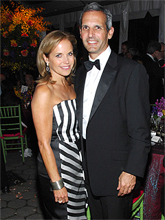PHOTO: Katie Couric & Boyfriend Dress Up for Date Night at the Zoo | Katie Couric