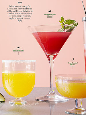 Oprah Winfrey Shares One of Her Favorite, Freshest Cocktails| Celebrity Diners Club, Cocktails, Summer Drinks, Oprah Winfrey