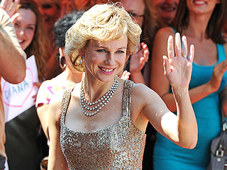 Naomi Watts Worries About Royals' Reaction to Diana Film