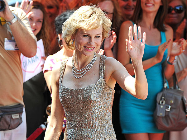 "Naomi Watts Plays Princess Diana: See Trailer for Biopic ""Diana"""