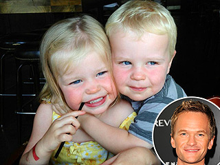 CUTE PHOTO! Neil Patrick Harris Shares His 'Best' 40th Birthday Gifts | Neil Patrick Harris