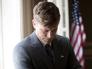 Rob Lowe 'Inhabits' President Kennedy for New TV Movie | Rob Lowe