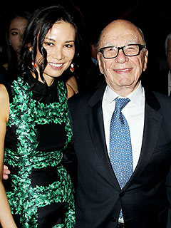 Rupert Murdoch to Divorce Third Wife Wendi Deng