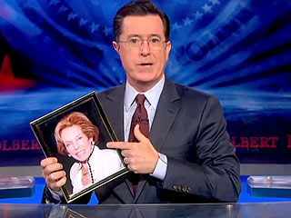 Stephen Colbert's Mother Dies at 92