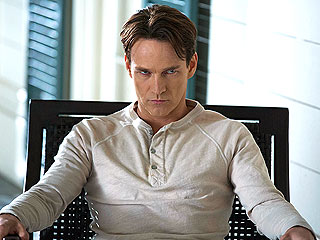 Stephen Moyer Says Directing Naked True Blood Costars Is a Lot of Fun