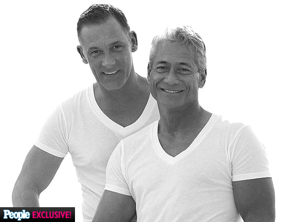 Greg Louganis Engaged to Johnny Chaillot