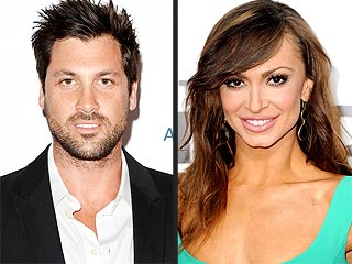 Karina Smirnoff Is Surprised Maksim Was 'Very Nice' As DWTS Guest Judge