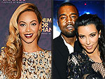 Beyoncé Congratulates New Parents Kim and Kanye | Beyonce Knowles, Kanye West, Kim Kardashian