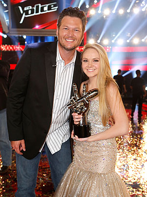 The Voice Winner Is Danielle Bradbery: Blake Shelton Talks About Her Win
