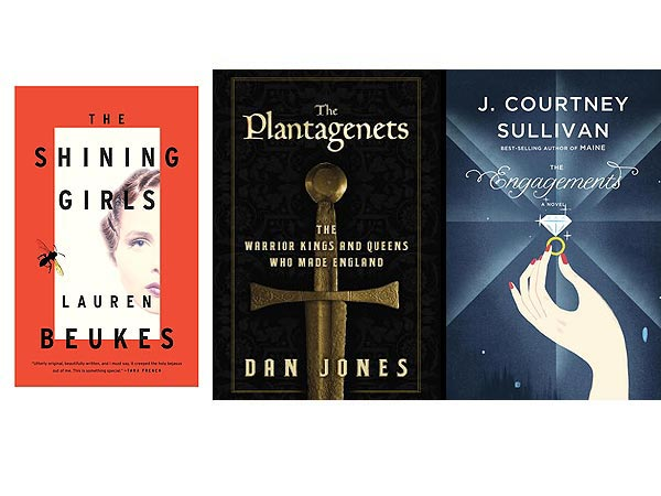 Book Reviews from People Magazine: The Plantagenets, The Engagements