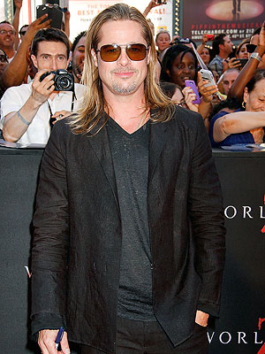 Brad Pitt: Angelina Jolie 'Sexy As Ever'