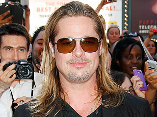 Brad Pitt: Angelina Is 'Sexy As Ever' | Brad Pitt