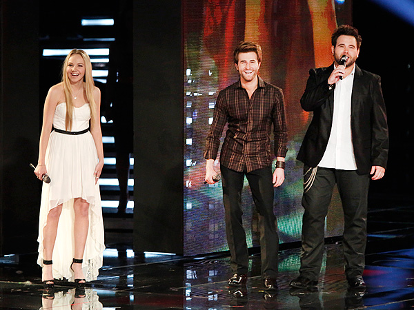 The Voice: Swon Brothers Say Danielle Bradberry & Michelle Chamuel Deserve Win